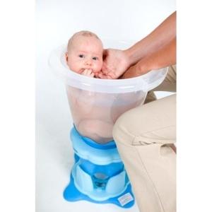 Baignoire Tummy Tub pict baignoire tummy tub seau transparente lav0006 5 1 500 X 500 pixels
